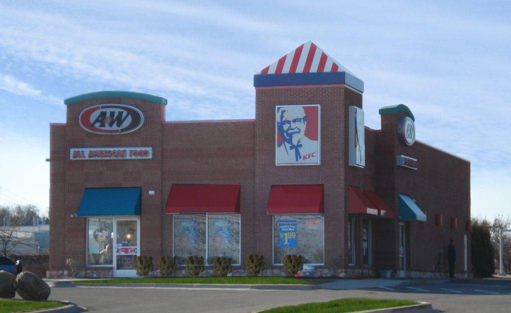 KFC A&W Auburn Hills Michigan
