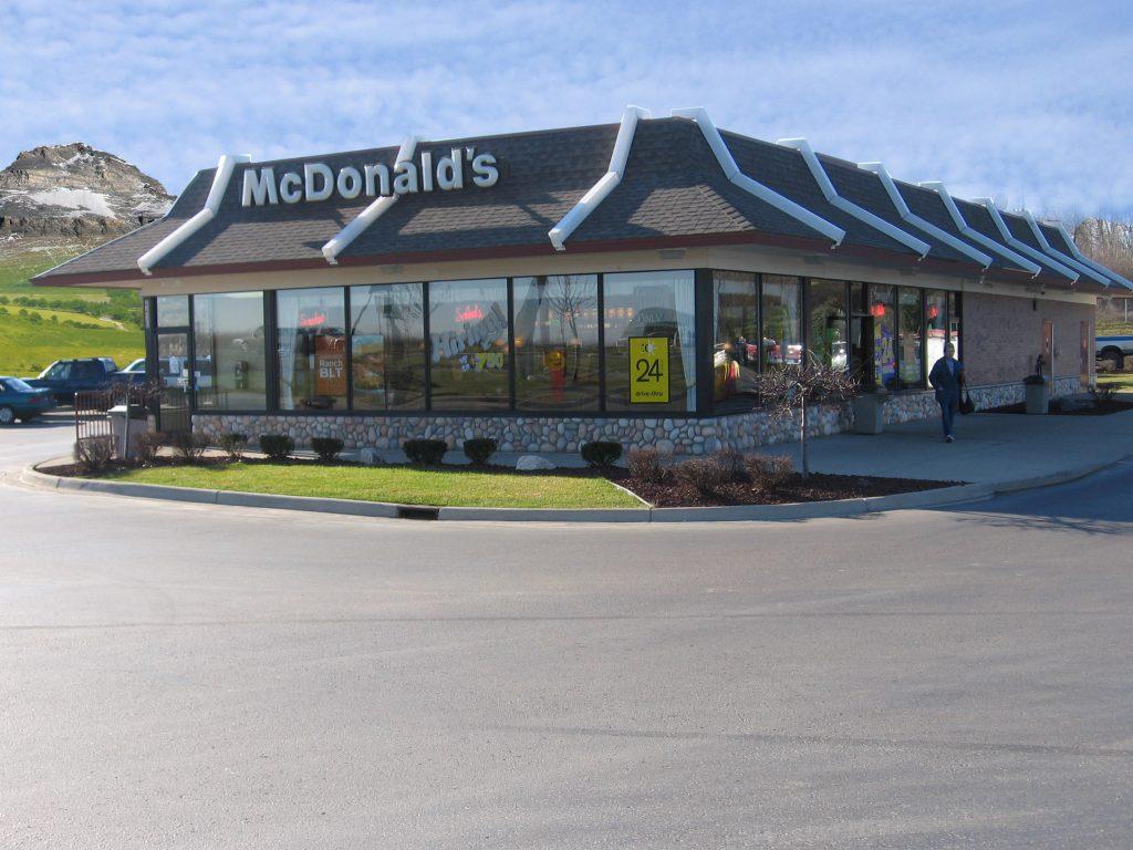McDonald's Auburn Hills IMG_1098