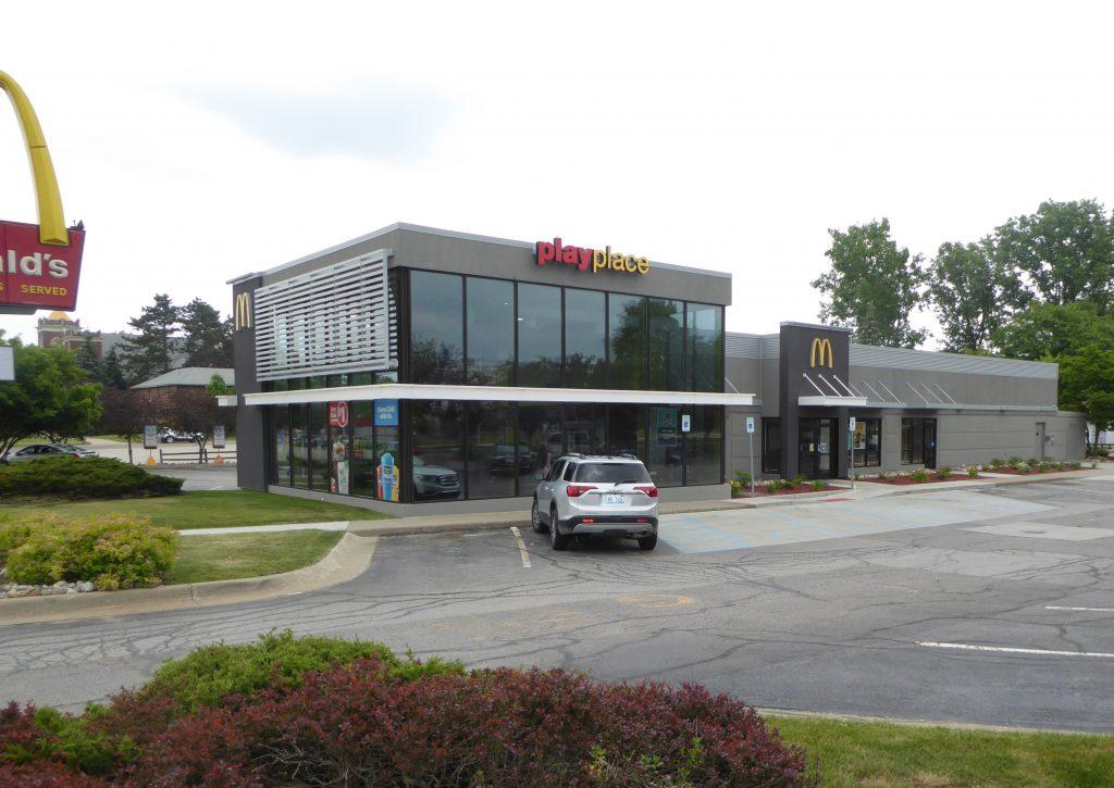 McDonald's Mt. Morris, MI